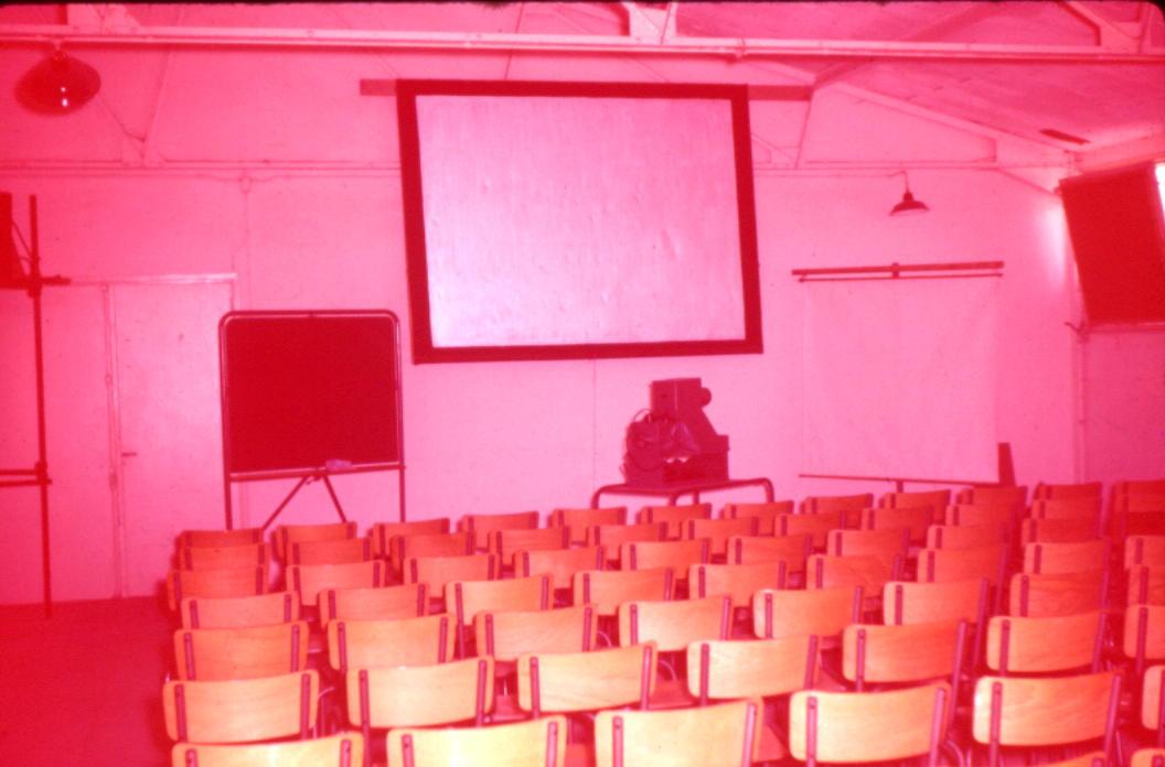 CETMA salle de cinéma