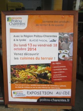 Instances ca cvl cesc lycee professionnel blaise pascal - Cuisine du terroir definition ...